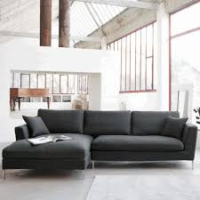 ergonomic sofas and chairs brown leather fabric arms sofa sets
