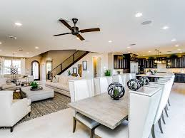 ceiling fan dining room great room with hardwood floors u0026 ceiling fan zillow digs zillow