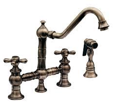 Bronze Kitchen Faucet Pull Down Oil Rubbed Bronze Kitchen Faucet Reviews Delta Touchless Moen