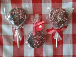 a much faster tastier alternative to cake pops campclem