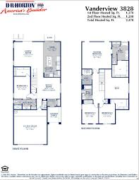 texas home floor plans brookwood floor plan x dr horton house plans modern express home