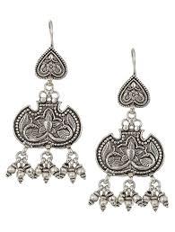 buy earrings online die 25 besten silver earrings online ideen auf