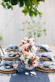 Party Table Decorations by Top 25 Best Dinner Table Decorations Ideas On Pinterest Party