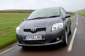 car toyota toyota auris 2007 2012 review 2017 autocar