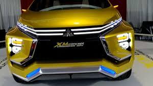 mitsubishi mpv new mitsubishi xm concept crossover mpv penantang avanza dan