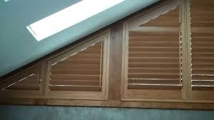 angle top windows with shutters youtube