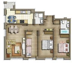 residential floor plans sub zero animation u0026 vfx u2013 private residential house 2d floor plans