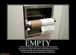 Toilet Paper Roll Meme - pation demotivational poster page