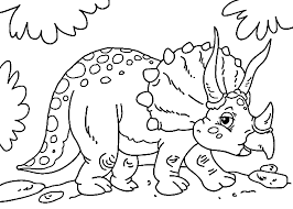 free printable dinosaurs coloring pages for kids and of