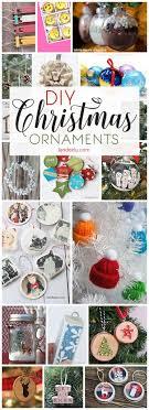 diy tree ornaments to make landeelu