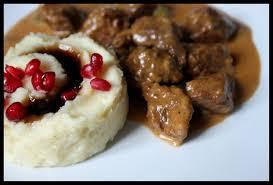 plats à cuisiner bœuf stroganov au paprika fumé purée pomme de terre panais à la
