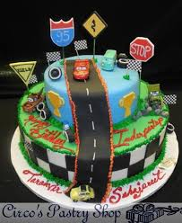 cars birthday cake italian bakery fondant wedding cakes pastries and