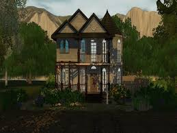 old fashioned house the old fashioned house by goopycarbon sims 3 downloads cc