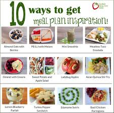 healthy eating planner template 10 ways to get inspired to meal plan today healthy ideas for kids 10 ways to get inspired to meal plan today don t skip meal planning