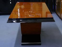Wohnzimmertisch Und Esstisch In Einem Tisch Esstisch Art Deco Original Frankreich Um 1925