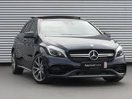 black and pink mercedes used mercedes benz a class amg for sale motors co uk