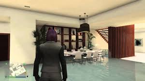 gta v online penthouse apartment designs modern 1 of 8 youtube