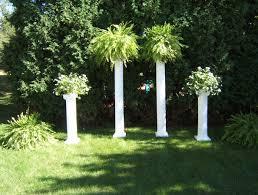 wedding arches columns wedding arches and columns atlanta wedding columns would like