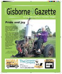 gisborne gazette september 2016 by gisborne gazette issuu