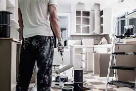 best low voc paint for kitchen cabinets the absolute best paint for cabinets in 2020