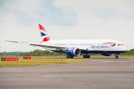british airways black friday british airways celebrates milestone as it adds 25th dreamliner to
