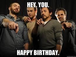 Thor Birthday Meme - avengers happy birthday meme google search happy birthday tori