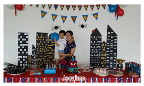spiderman cake jocakes