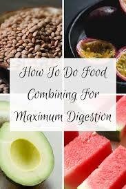 how to do food combining olivia budgen