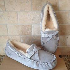 ugg moccasin slippers sale ugg australia moccasins striped slippers for ebay