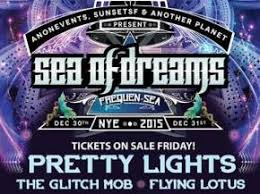 pretty lights nye tickets pretty lights live band the glitch mob flying lotus headline sea of