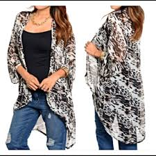 s sweater sale sale print lightweight cardigan kimono s from