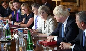 Central Cabinet Ministers Brexit What Do Theresa May U0027s Cabinet Ministers Really Think About