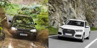 Audi Q7 X5 - bmw x5 review confused com
