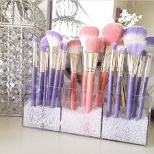 hair and makeup storage 25 best makeup brush organization images on makeup