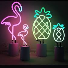 flamingo neon light sunnylife sunnylife flamingo neon light large at mighty ape nz