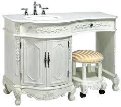 vanities best 25 bathroom makeup vanities ideas on