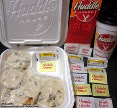 americus georgia sumter restaurant attorney dr hospital college huddle house biscuits and sausage gravy to go box huddle house diner restaurant coffee sausage gravy biscuits plate