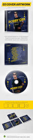 prodj dj mixtape cd cover artwork psd template dj mixtape cd