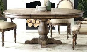 small round pedestal dining table kitchen garykappas com