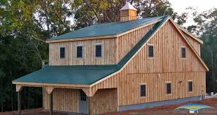 Garage With Apartment Cost by Pine Board U0026 Batten Garages Rustic Garages Horizon Structures