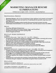 hybrid resume combination resume sles writing guide rg