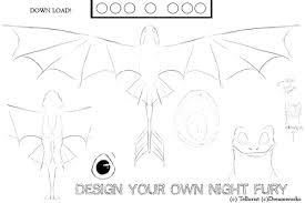 night fury custom by halopemmyrux on deviantart