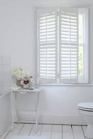 Shades Shutters And Blinds Best 25 White Shutter Blinds Ideas On Pinterest