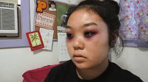 sienna halloween makeup