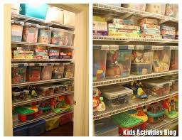 how to organize toys preschool supply storage search school set up ideas