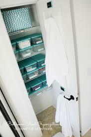 Bathroom Closet Organization Ideas 20 Bathroom Organization Projects U0026 Ideas