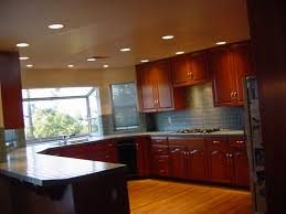 victorian kitchen lighting ideas brown wooden countertops natural