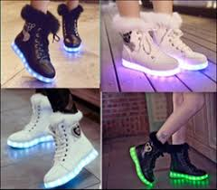 light up shoes size 4 discount shoes for women high heels boots 2018 shoes for women