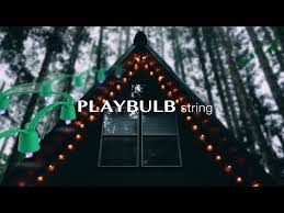 best rated outdoor christmas lights mipow playbulb string the best outdoor holiday lights youtube