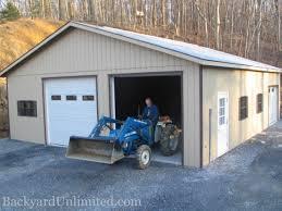 garages u0026 large storage multi car garages backyard unlimited